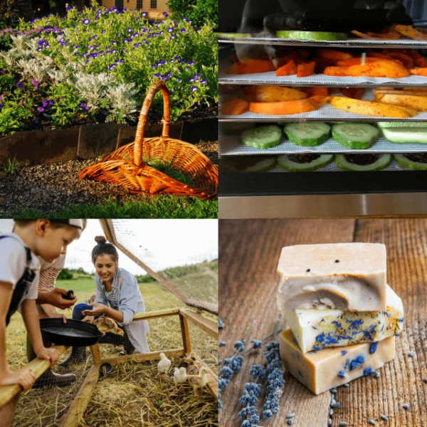 100 Perfect & Useful Gifts for all Homesteaders