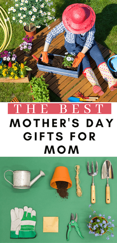 THE BEST MOTHER'S DAY GIFTS FOR MOMS PIN FOR PINTEREST