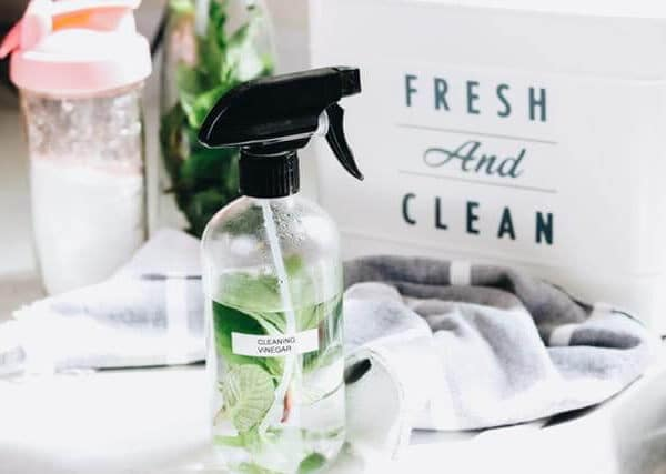 Natural Deep Cleaning Checklist & Free Printable